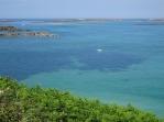 East coast of Herm