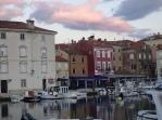 Cherso harbour