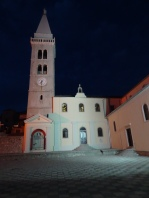 Church and plaza