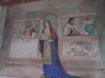 Chapel frescoes