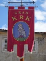 Grad Krk flag