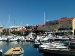 Malinska harbour