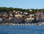 Mali Losinj harbourside