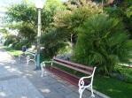 promenade benches