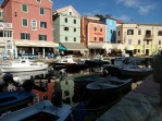 Veli Losinj harbourside