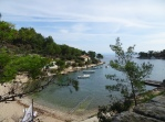 Walking to Veli Losinj
