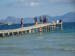 Alcudia jetty
