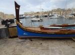 Traditional dgħajsa