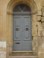 Grey door!
