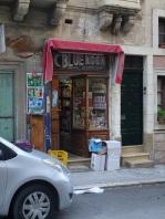 Tiny old shop, Floriana