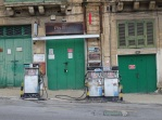 Old petrol station, Floriana