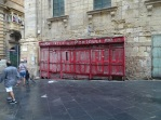 Ancient shop front, Valletta