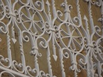 Maltese cross railings