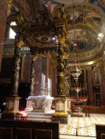 San Gorg altar