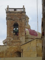 Senglea church tower