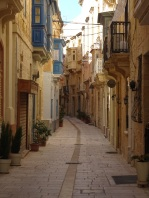 Victoriosa streets