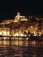 Dalt Vila night