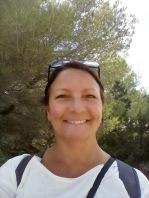me in Formentera